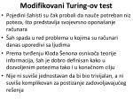 modifikovani turing ov test65