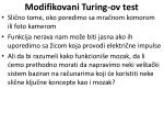 modifikovani turing ov test68