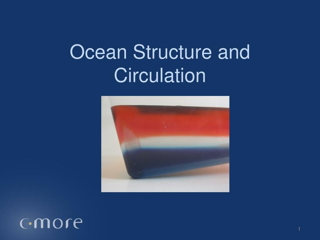 ocean structure and circulation l.