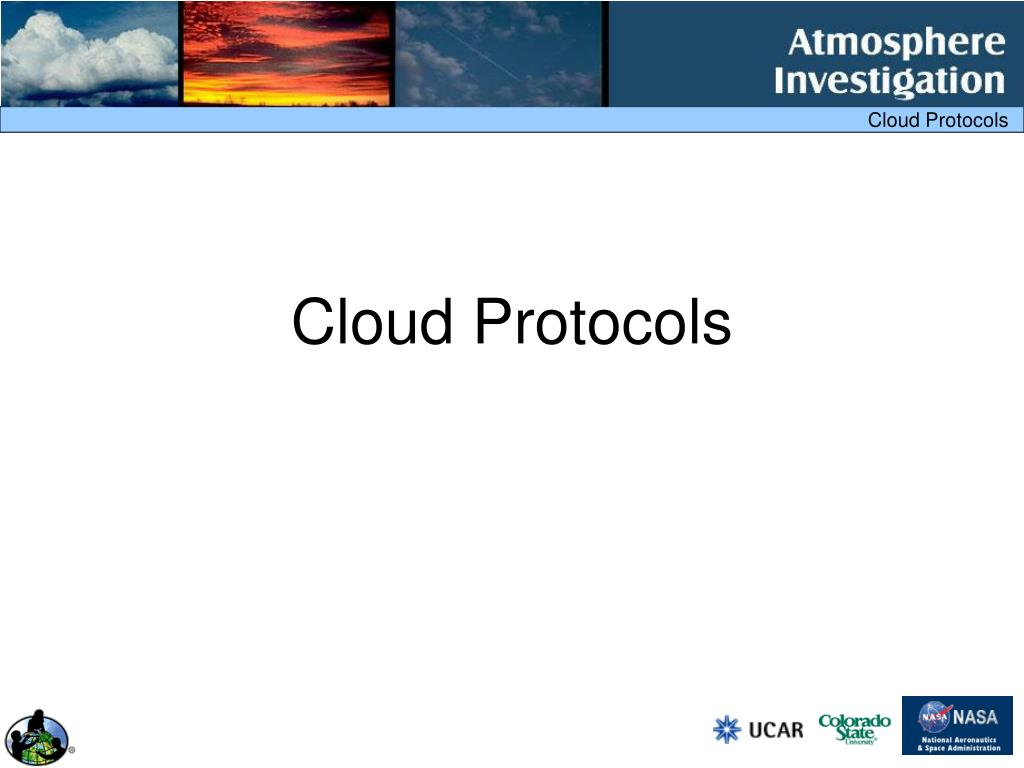 cloud protocols l.