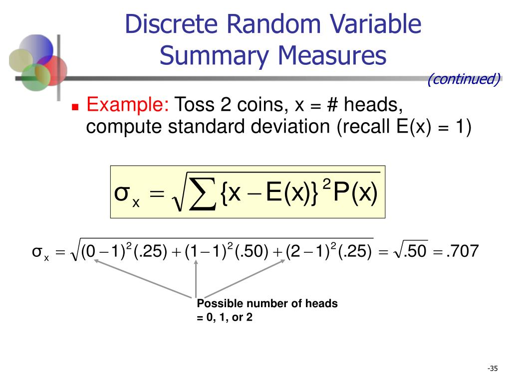 Discrete Random Variable