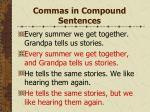 commas in compound sentences53