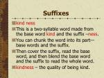 suffixes21
