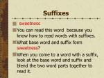 suffixes68