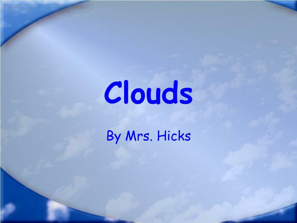 clouds l.