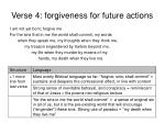 verse 4 forgiveness for future actions21