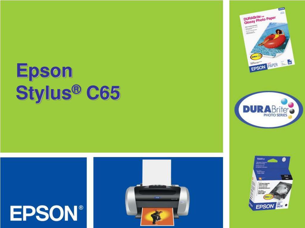 epson stylus c65 l.