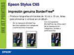 epson stylus c657