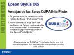 epson stylus c658