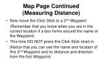 map page continued measuring distance31