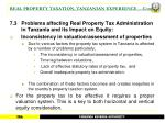 real property taxation tanzanian experience cont24