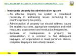 real property taxation tanzanian experience cont31