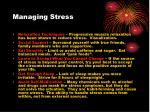 managing stress18