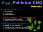 pakistan cng potential
