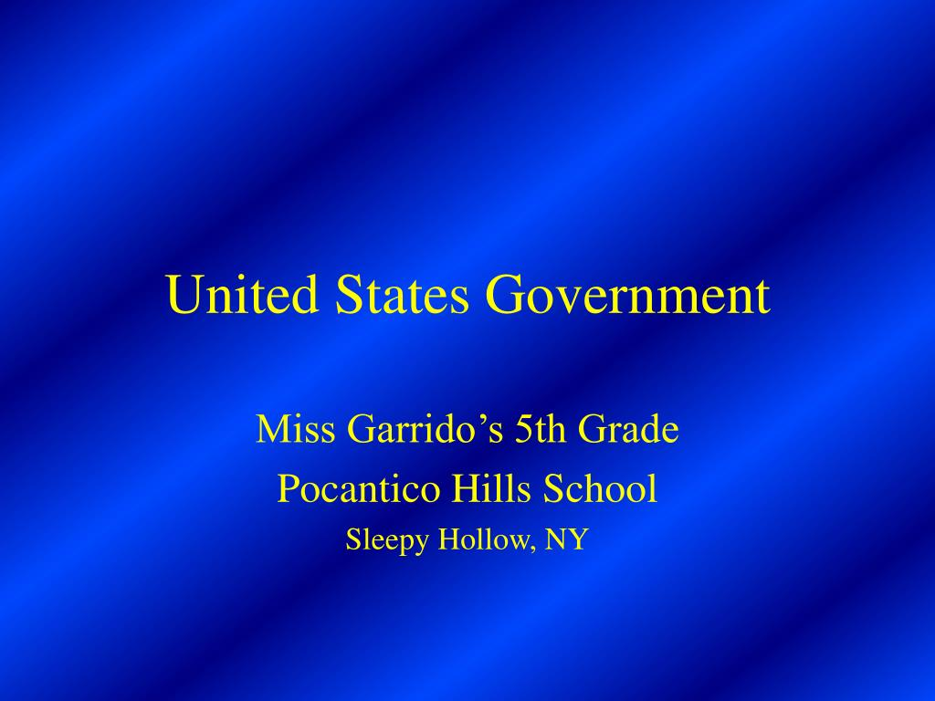united states government l.
