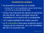 insuficiencia card aca60