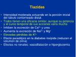 tiazidas