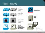 icons security