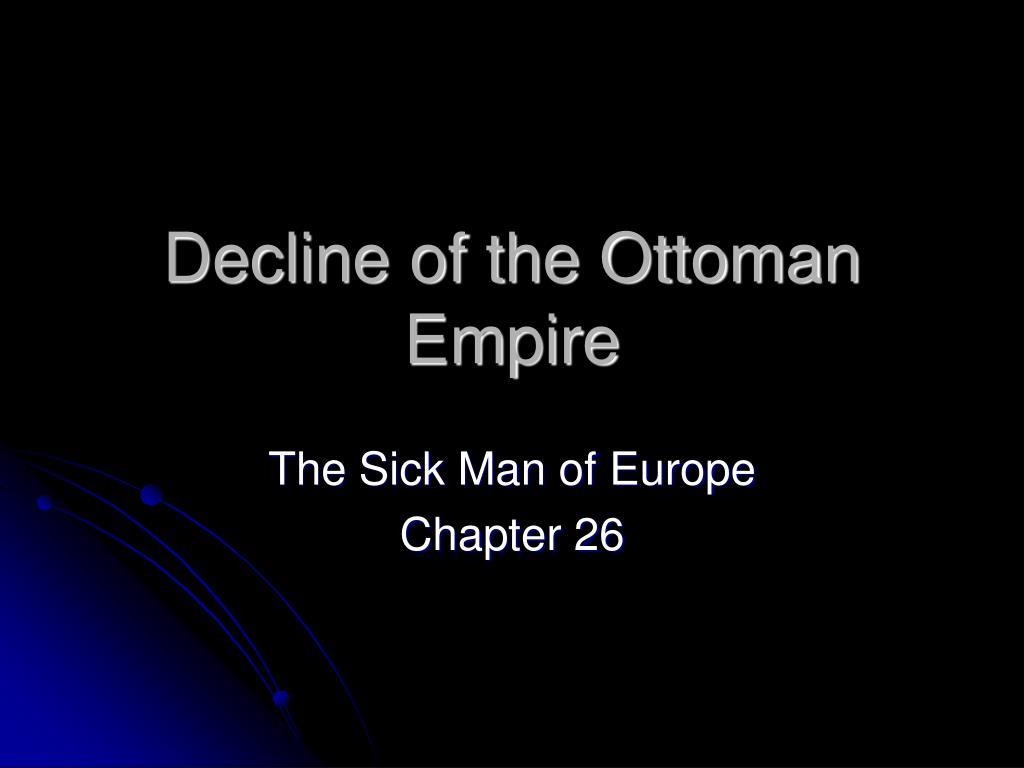 decline of the ottoman empire l.