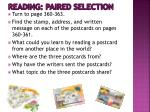 reading paired selection9
