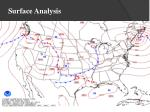 surface analysis