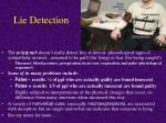 lie detection16