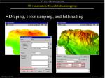 3d visualization color hillshade mapping27