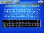 experimental validation result15