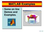 matlab examples