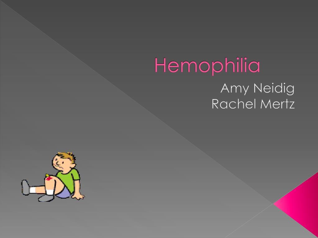 hemophilia l.