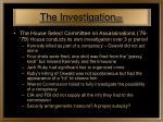 the investigation 2