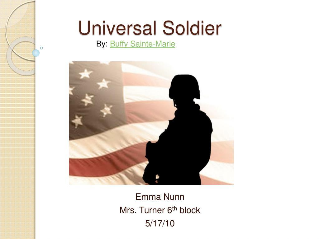universal soldier l.