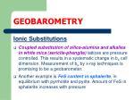 geobarometry27