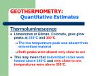 geothermometry quantitative estimates24
