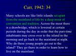carr 1942 34