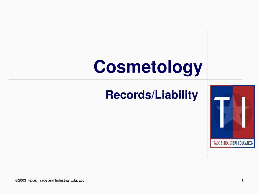records liability l.