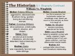 the historian5