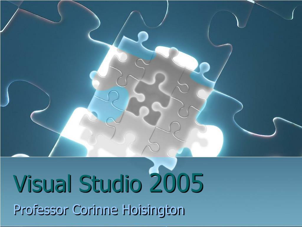 visual studio 2005 l.