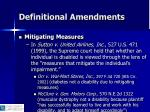 definitional amendments12