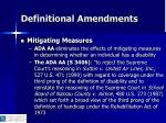 definitional amendments13