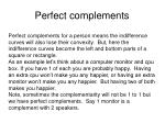 perfect complements7