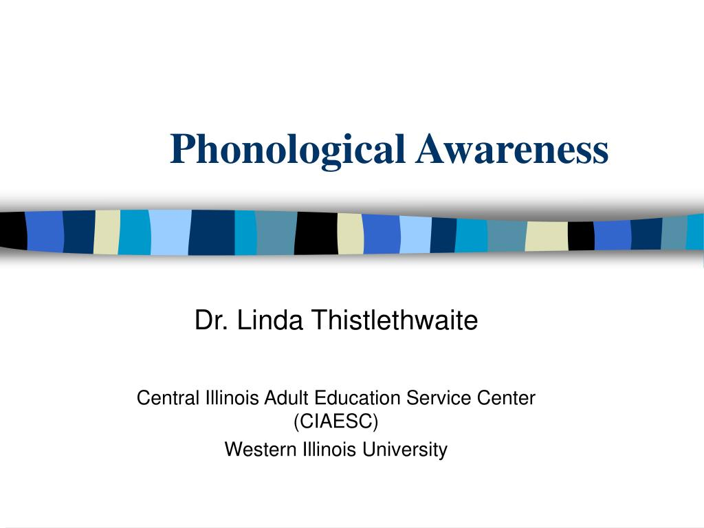 phonological awareness l.