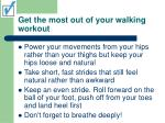 get the most out of your walking workout19
