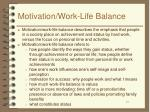 motivation work life balance23