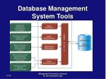 database management system tools18
