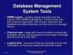 database management system tools19