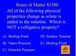 states of matter 1500
