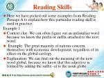 reading skills10