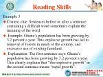 reading skills12