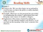 reading skills14